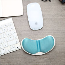 Ergonomic Wrist Pad Memory Cotton Mouse Mat Wrist Rest Mousepad For PC Laptop
