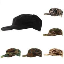 Sunhat Camouflage Tactical Military Cap Hat for Fishing Hunting Climbing Hiking