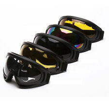 Cool Motocross ATV Dirt Bike Off Road Goggles Motorcycle glasses Surfing Airsoft