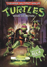 Teenage Mutant Ninja Turtles Movie Collection Teenage Mutant Ninja Turtles / Se