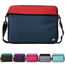 Messenger Bag Case for 11.9 - 13.5 inch Laptop Notebook with Padded Interior