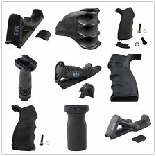 Tactical Rifle Ergonomic Grip Angled Foregrip Vertical Ambidextrous Picatinny