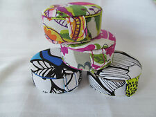 New Vera Bradley Keepsake Trinket Box w/Snap Closure - Choose Pattern