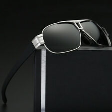 Men's Polarized sunglasses Driving glasses Aviator outdoor Sports UV400 Eyewear