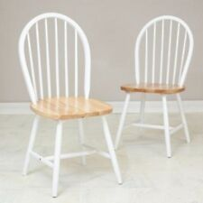 Boraam Farmhouse Dining Chairs - Set of 2. Free Delivery