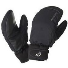 Sealskinz Winter Waterproof and Breathable Cycle Mitten Black