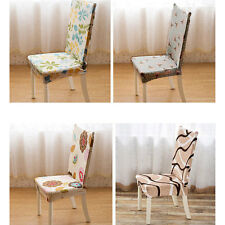 Dustproof Chair Cover Strechable Dining Banquet Home Party Slipcovers Decoration