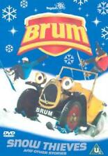 Brum - Snow Thieves And Other Stories (DVD, 2002)