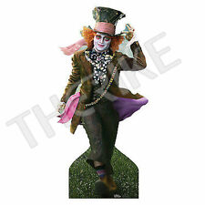 Mad Hatter Johnny Depp Alice in Wonderland Life Size Cardboard Cutout Standup