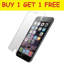 Genuine Tempered Real Glass Screen Protector Protection For Apple iPhone 5 6 7