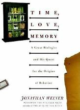 Time, Love, Memory : A Great Biologist and His Quest for the Origins of Behavio…