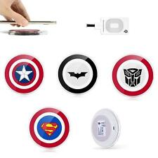 New  Qi Wireless Charger Charging Pad For iPhone,Samsung,LG,Nokia HTC,Nexus.Sony
