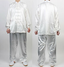 Chinese Kung Fu Wushu TaiChi Uniform Ivory KungFu uniforms China Tai chi Chuan