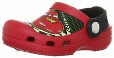crocs 14831 Lightning Mcqueen Clg - K CC McQueen Clog- Choose SZ/Color.