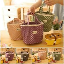 Picnic Lunch Tote Waterproof Bag Thermal Insulated