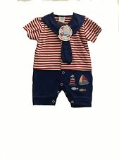BEAUTIFUL BABY BOYS ONE PIECE OUTFIT PLAYSUIT