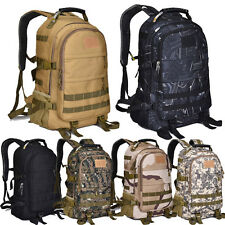 Men Women Travel Hiking Climbing Camping Backpack Rucksack Daypack Bag Schoolbag