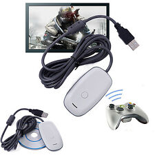 PC Wireless Gaming USB Game Receiver Adapter For Xbox360 Xbox 360 Controller HJ
