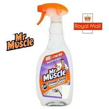 Mr Muscle Shower Shine Daily Shower Cleaner Big 1 Litre