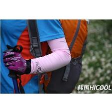 Sport Outdoor Arm Stretch Sleeves Sun Block UV Protection Covers Hot Sale New