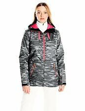 Roxy SNOW Women's Valley Hoodie Tailored Fit Jacket - Choose SZ/Color