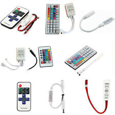 3/10/24/44 Keys Mini IR Remote Controller For 3528 5050 RGB LED Strip Light LA x