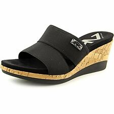 Anne Klein Sport Womens Pleasant Slide Wedge Sandal .0- Choose SZ/Color.