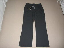 BNWT.  Ladies Grey Barely Bootcut Trousers.  Size 8.  NEW