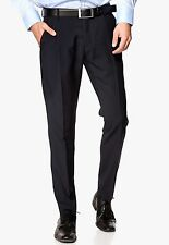 Selected Homme John Lewis One Mylo Locke in Navy Blue Trousers All Sizes RRP£90