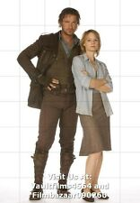"""JODIE FOSTER - GERARD BUTLER - NIM'S ISLAND - Selection of """"10x7"""" photograph(s)"""