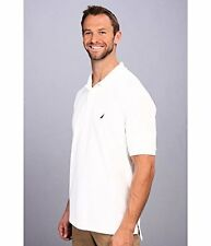 Nautica Tall Mens Anchor Solid Deck Polo Shirt - Choose SZ/Color