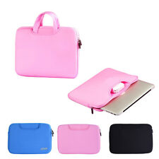 """Notebook Laptop Zipper Case Sleeve Bag Pouch Cover For 11""""13""""15"""" Macbook Pro/Air"""