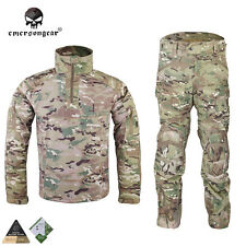 EMERSON All-Weather Tactical Uniform Set Anti-riot Suit Camo Multicam MC EM6894
