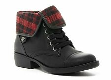 Rocket Dog Taylor Lewis Womens Fold Over Ankle Boots  10- Choose SZ/Color.