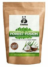 Forest Fusion Greens Powder With Added Cocoa Powder Includes Spirulina 250g