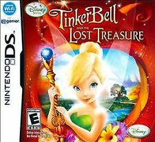 Disney Fairies: Tinker Bell and the Lost Treasure (Nintendo DS, 2009) Pre-Owned