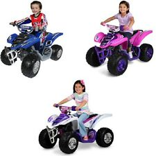 Kids Ride-On Bike ATV 12 V Battery Powered 4 Wheeler Scooter Child Fun Play Toy