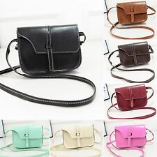 WOW Hot Fashion Handbag Lady Shoulder Bag Tote Purse PU Leather Women Messenger