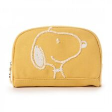 PEANUTS Snoopy Samantha Thavasa Makeup Pouch Cosmetic Bag Purse Case Japan T5407