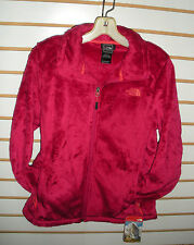 THE NORTH FACE WOMENS OSITO 2 FLEECE JACKET-STYLE C782- S-CERISE PINK- NEW