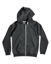 Quiksilver Everyday  Boys Hoody in Dark Grey Heather
