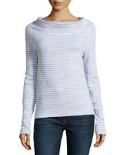 NWT! $145 James Perse Pullover Sweater Top Casual Cowl Neck Top - Size 3