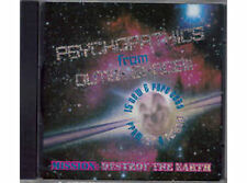 Va - Psychopathics From Outer Space CD sealed OOP Insane Clown Posse Twitid ICP