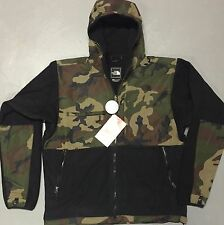 MEN'S NORTH FACE DENALI FLEECE JACKET CAMO BLACK EMBROIDERY BRAND NEW WITH TAGS