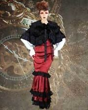Steampunk Dress ::  Countess 4-pc Ensemble
