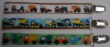 Top quality metal/plastic teeth dummy/pacifier clip/chain/saver: Trucks, tractor