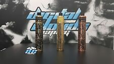 @ NEW - ROGUE PAISLEY MECH MOD + CUSTOM GOON RDA - ECIG CLONE VAPE - UK STOCK @