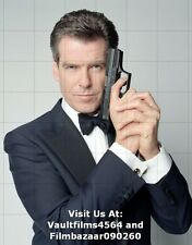 "PIERCE BROSNAN - JAMES BOND 007 - Selection of 10"" x 8""  Colour Photograph(s)"