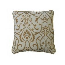 Vintage Cushion Cover Sofa Décor Ethnic Chenille French Traditional Natural