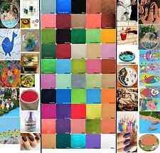 Colored Sand 6 oz. 1/2 Cup Tile Arts Crafts Beautify Stepping Stones 50 Colors